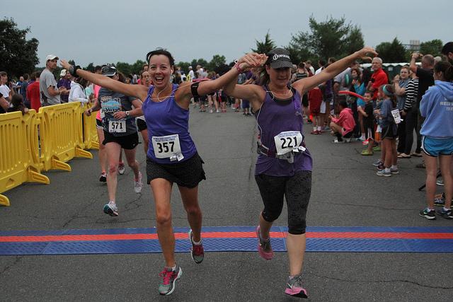 Photo: Potomac River Running