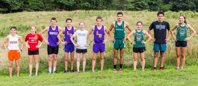 Tim Ward, Amanda Swaak, Ryan McGorty, Kevin Monogue, Ellie Leape, Alex Corbett, Tristan Colaizzi, Keirnan Keller, Amir Khaghani and Emily Murphy. Photos by Dustin Whitlow