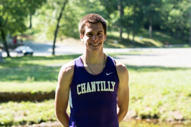 Brandon McGorty. Photo: Dustin Whitlow